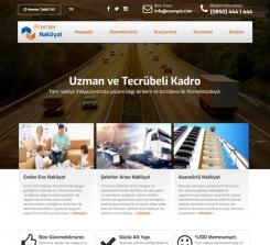 Nakliyat Web Sitesi