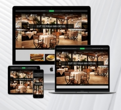 Restaurant Sitesi Sade v2.5