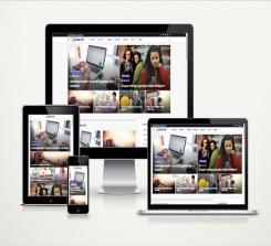 Kişisel Blog Sitesi Pro v3.0