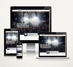 Kişisel Blog Sitesi Black v3.0